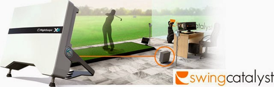 Swing Catalyst Flightscope Comp
